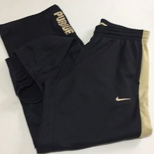 Nike Purdue therma-fit sweatpants